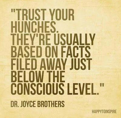 Hunches