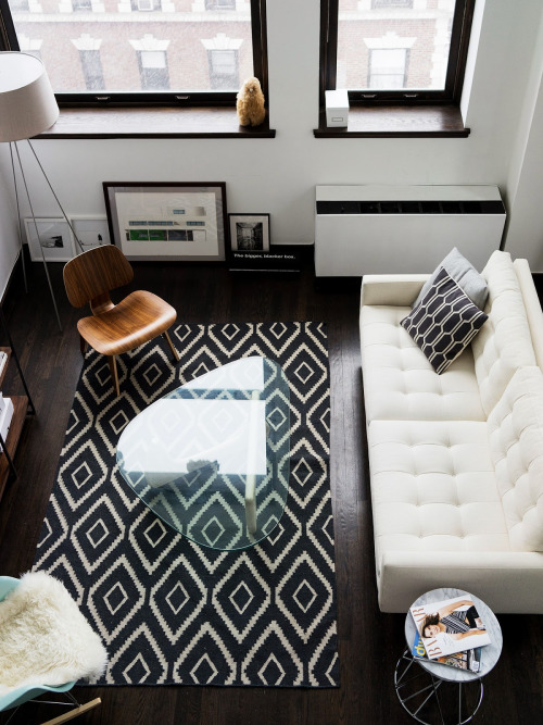 How to make your house look expensive on a budget, area rugs