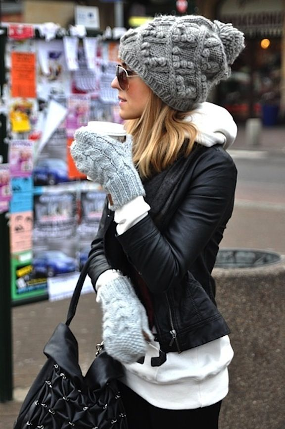 Winter date wear, winter fashion, winter style, chunky hat