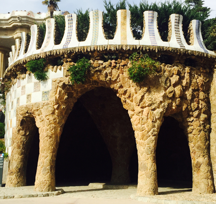 5 Reasons to Pack your Bags and Go to Spain, Guell Park